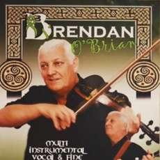 Brendan O'Brian irsk trubadur