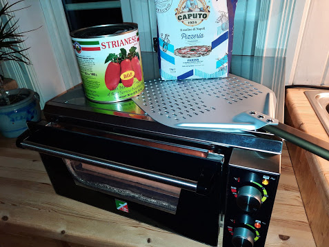 Effeuno pizzaovn og nye spennende ingredienser!
